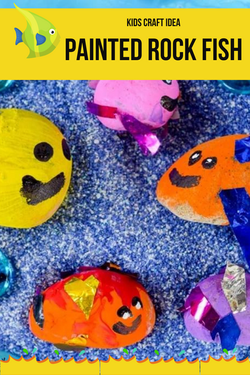 kids-craft-painted-rock-fish-a-little-pinch-of-perfect
