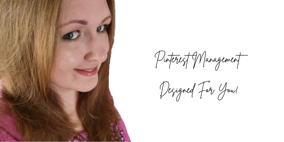 Pinterest Management Designed For You!.p