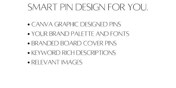 Pinterest Management Designed For You! (