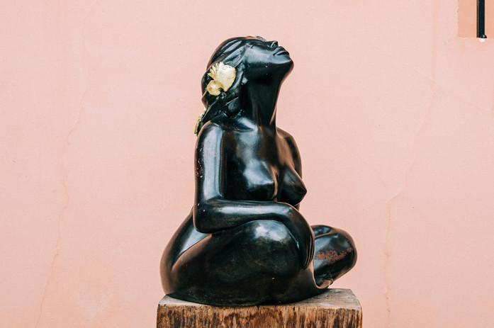 Art Bora Bora Sculpture Artist Bora Bra
