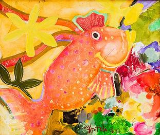 Art Bora Bora Yrondi Gallery