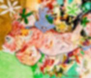Bora Bora Artist Yrondi Oil Art