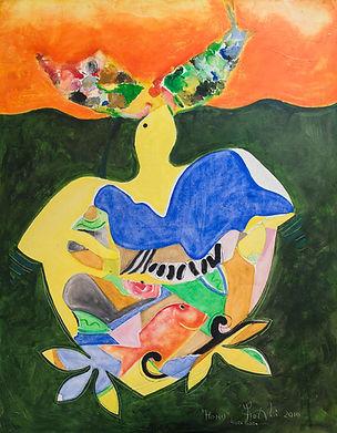 Bora Bora Artist Art Gallery Yrondi