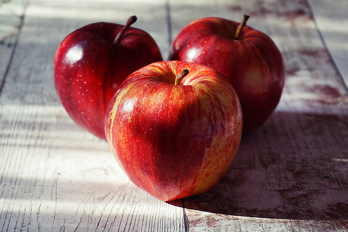 Apple Red ( x3 )