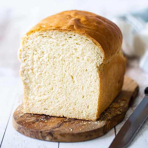 Bread - White Medium Sliced