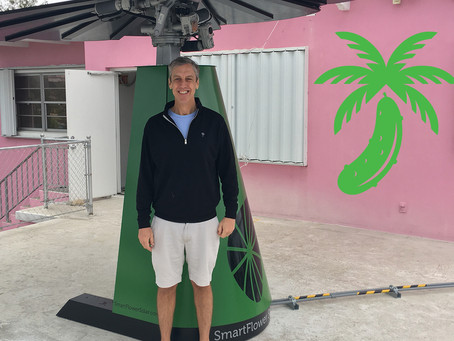 The Palm Beach Pickle Company Makes Green Pickles Truly 'Green' with Smartflower