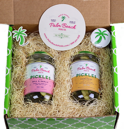 "The ""Palm Beacher"" Gift Box Set"