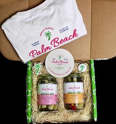 "The ""Palm Beacher"" Pickle Starter Kit"