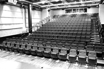 View of all the seats