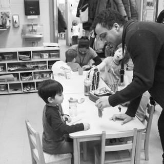 Thomas & Marjorie Schwartz Preschool Centre