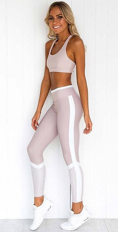 X型美背修身運動套裝X-shaped beauty back slim sports suit