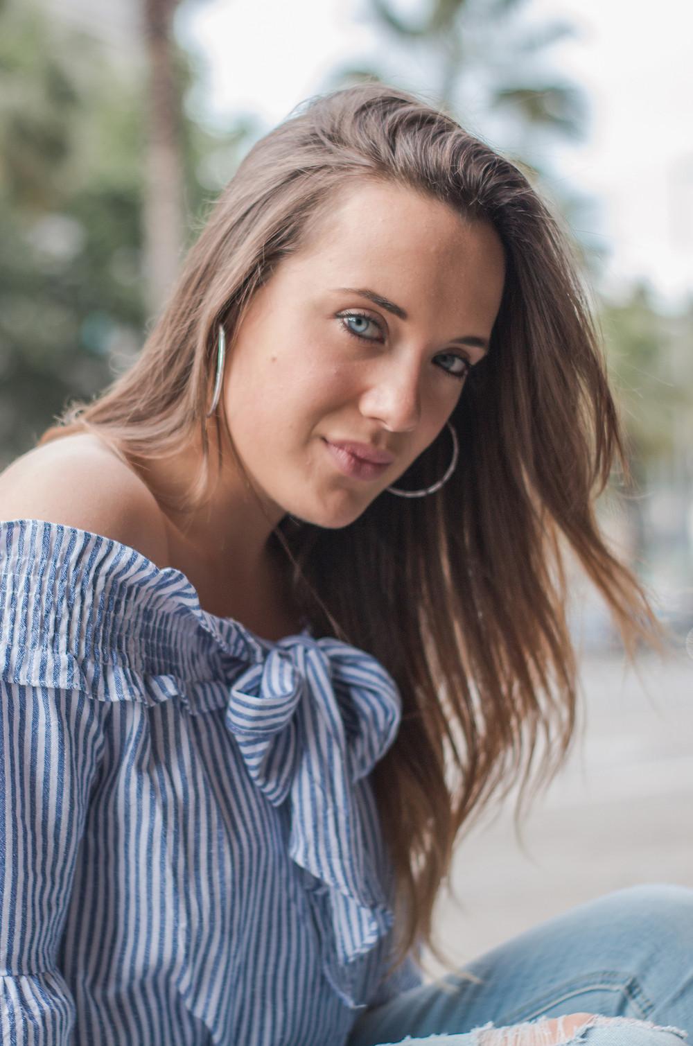 Portrait shoot in Barcelona