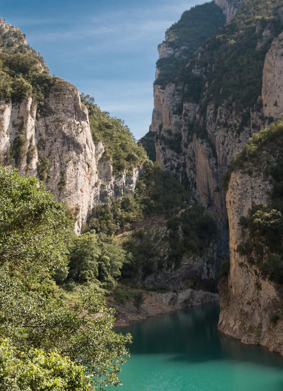 Exploring Congost de Mont-rebei