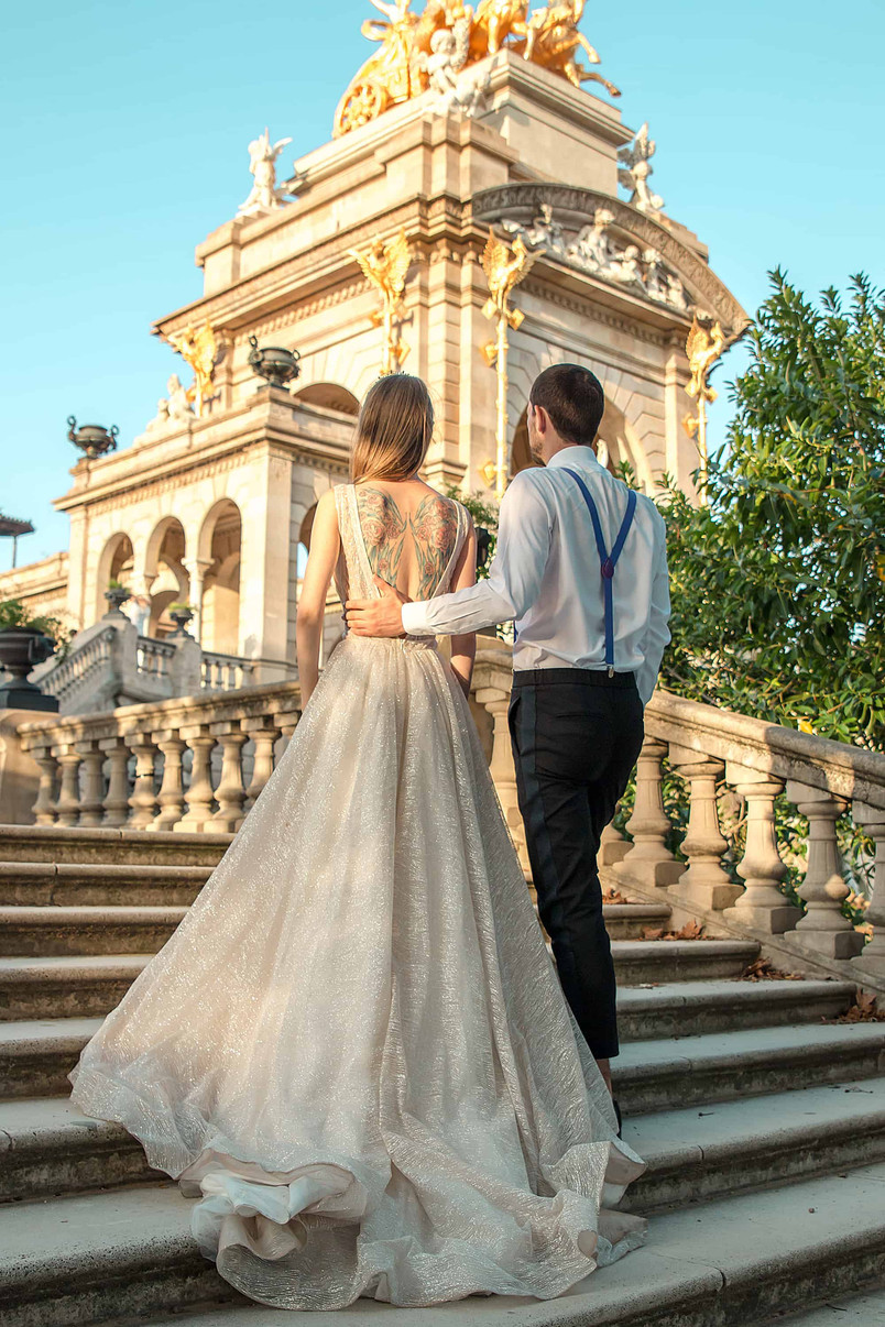 Destination wedding photoshoot with Dima & Galina