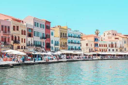 Chania harbor old town.jpg