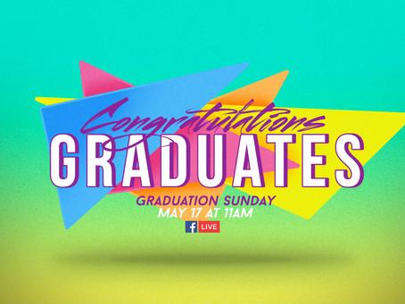2020 Graduation Sunday
