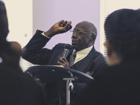 Bishop Clifton Jones