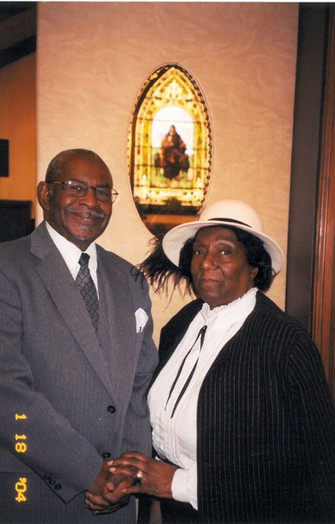 Pastor & First Lady Harding