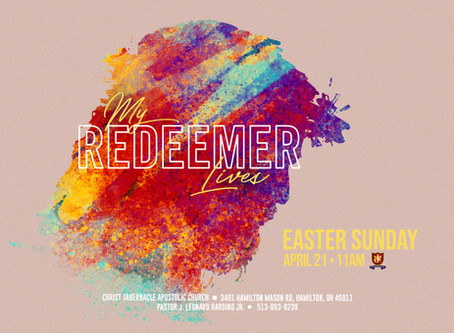 An Easter Experience