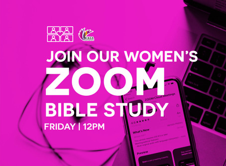 Women's Zoom Bible Study
