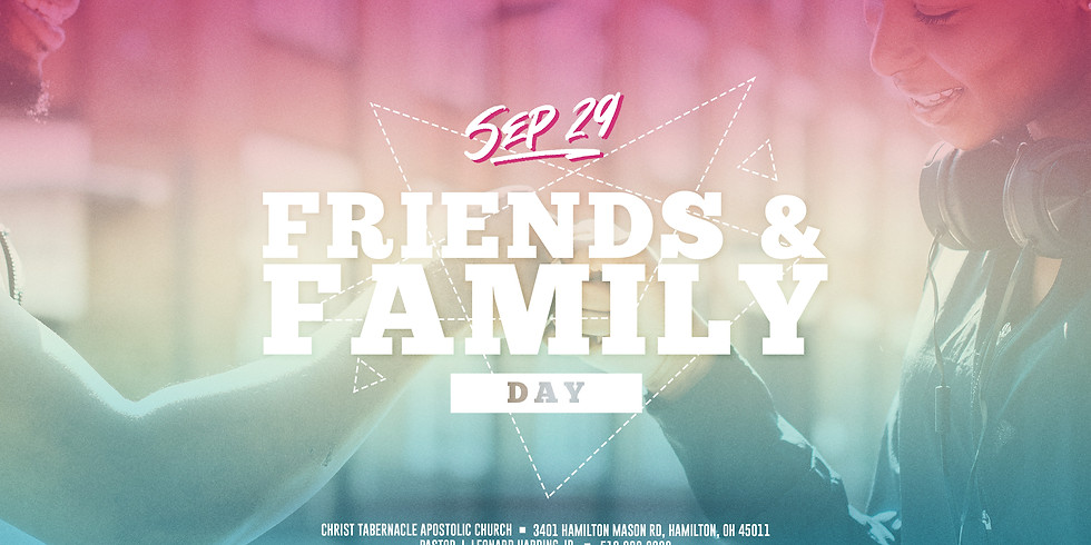 CTAC Friends and Family Day