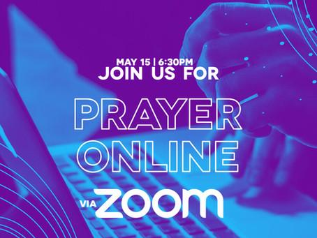 Zoom Online Prayer