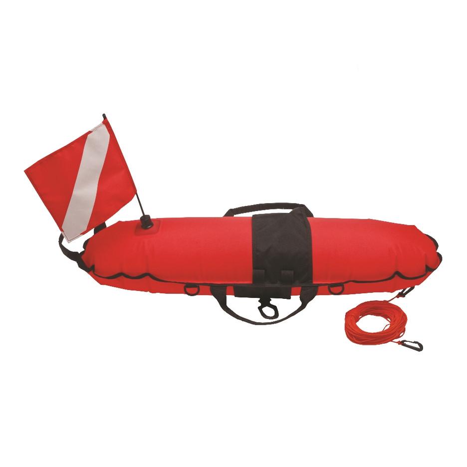 Innovative Scuba Torpedo Buoy