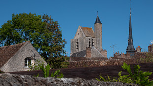 Egreville, village de Caractère du Gâtinais Val de Loing