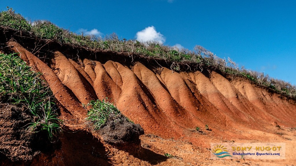 Red Rocks Dominica Caraibes