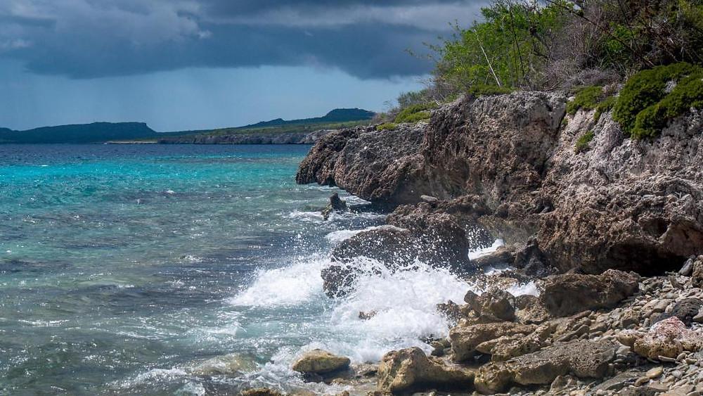 Bonaire-mer