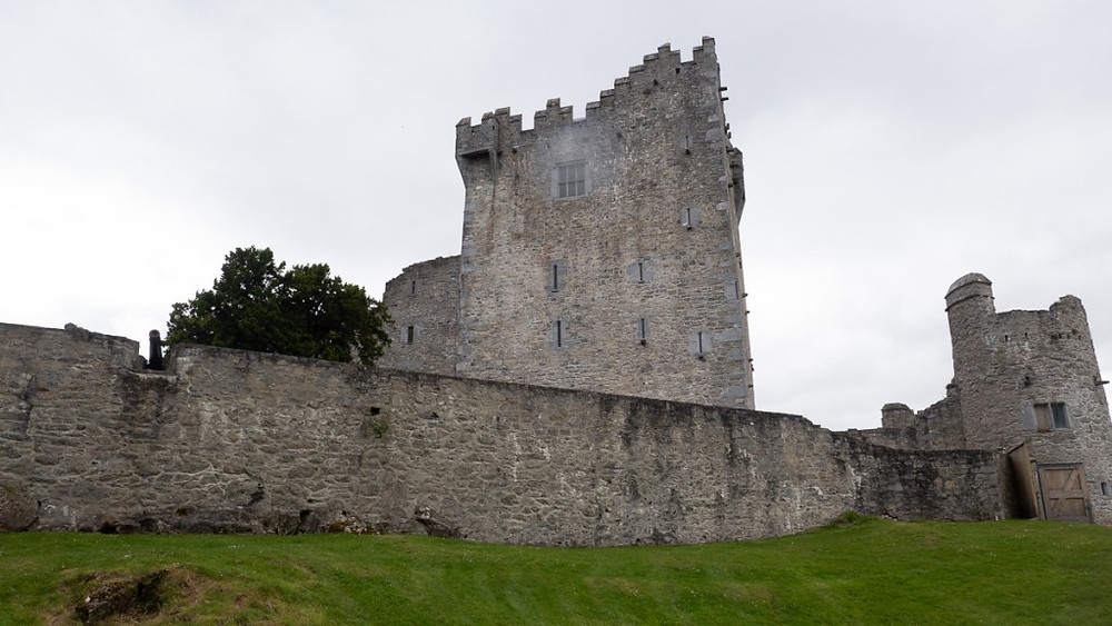 château de ross Castel