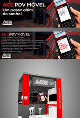 LAYOUT ESTANDE EVENTO ACS
