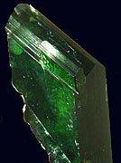 vivianite crystals