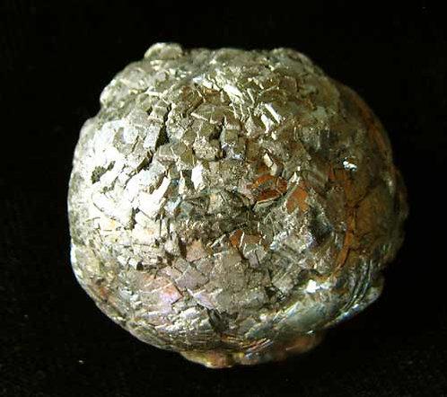 Natural Iron Pyrite Egg-9