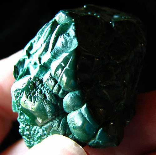 Malachite var. Botryoidal -2