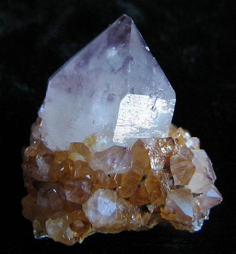 Spirit/Cactus Amethyst Quartz Crystal-4