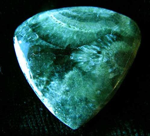 Seraphinite Cabochon-3