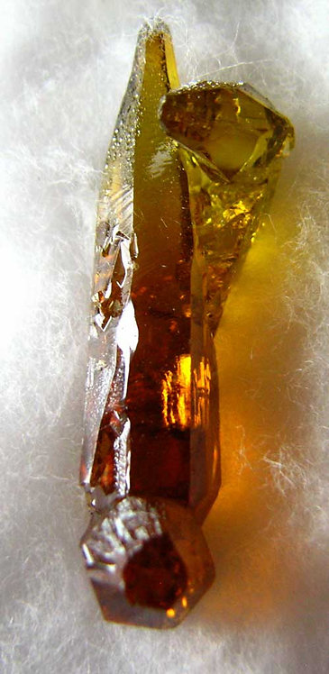 Zincite Crystal-1