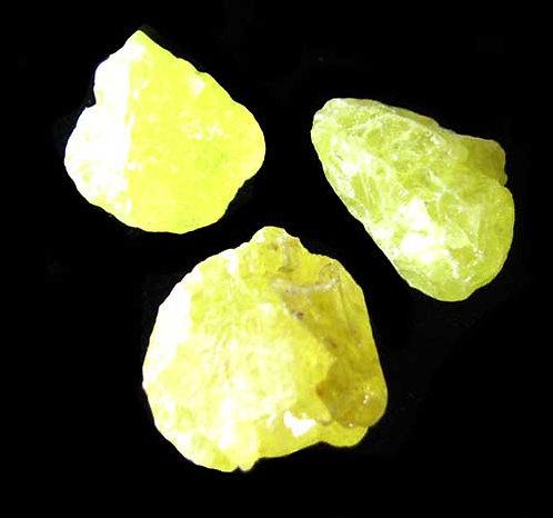 Sulfur Crystals AAA Grade