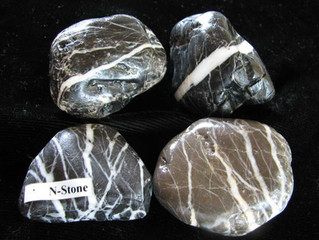 White Serpent Energy Stones