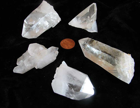 Large Quartz Crystals Group-4