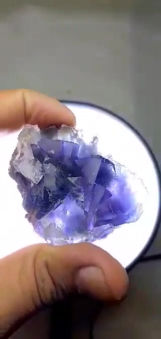 Color Change Fluorite-7