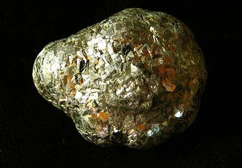 Natural Iron Pyrite Egg-4