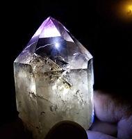 Montana Amethyst-Smokey Crystal