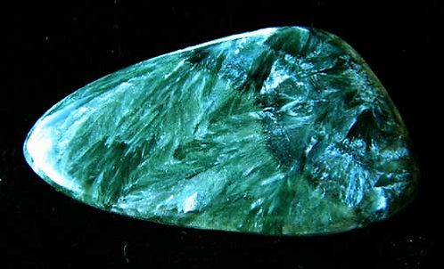 Seraphinite Cabochon-2