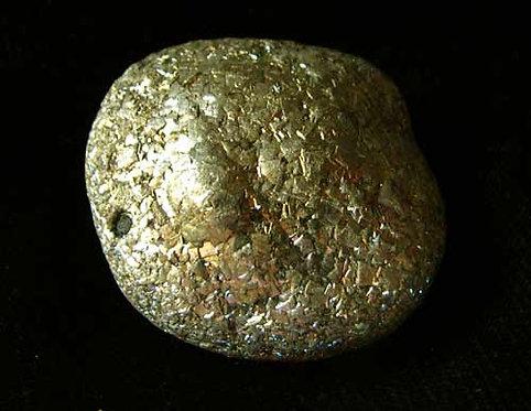 Natural Iron Pyrite Egg-5