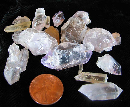 GREAT DEAL Amethyst Crystal Group-7