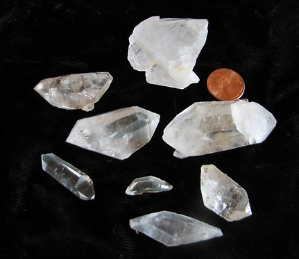Double Terminated (DT) Quartz Crystal Group-1