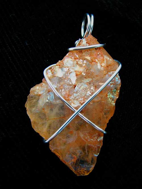 Rainbow Mayanite Pendant-2
