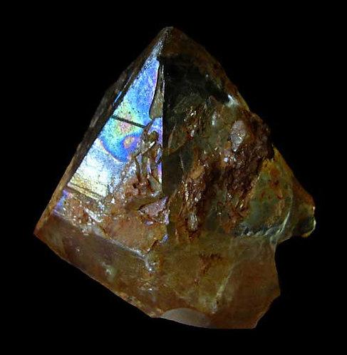 Rainbow Mayanite Quartz-K